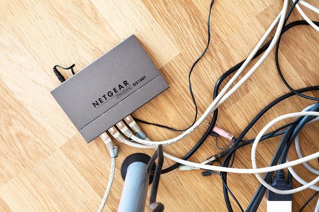 aranżacja wnętrza usuwanie kabli