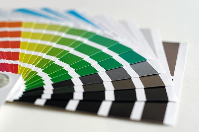 aranżacja wnętrza kolory